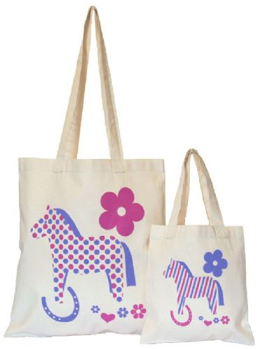 Moorland Rider Cotton Gift Bag
